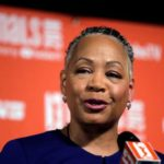 W.N.B.A. President Lisa Borders Steps Down for Time's Up
